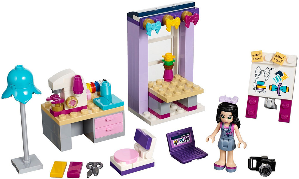 Lego Friends Pop Star Tv Studio Instructions