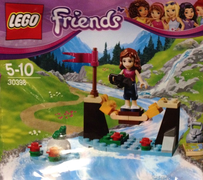 Friends Bricks Lego Friends Polybags