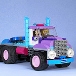 Friends Big Rig by Bricksky