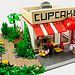 Cupcake Cafe by roger brickjet