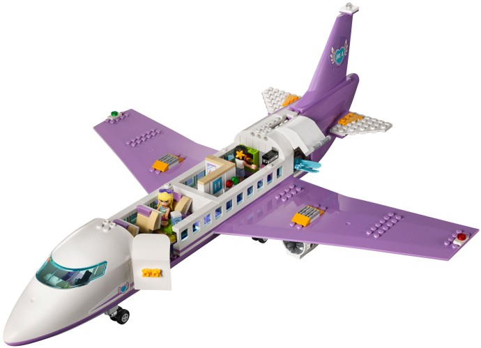 Jet Privato Lego City : Friends bricks lego sets summer
