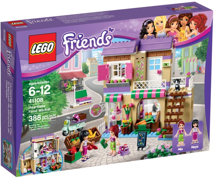 Friends Bricks Lego Friends Sets Summer 2015