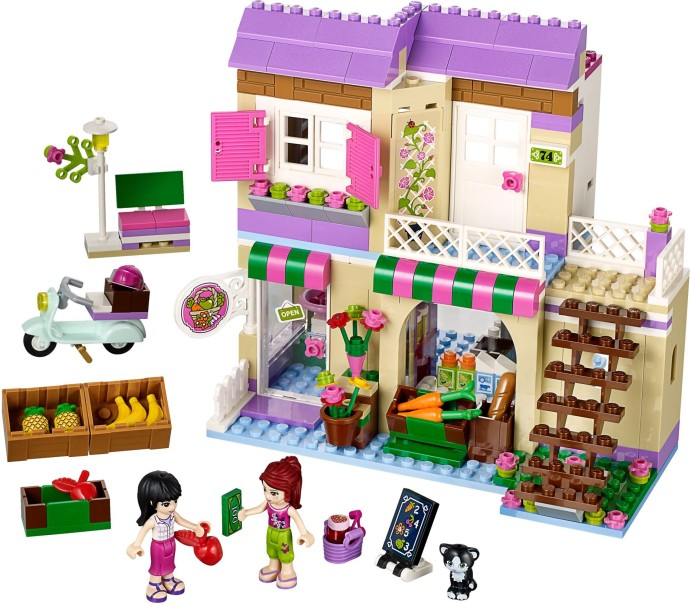 Friends Bricks | LEGO Friends sets Summer 2015