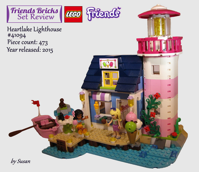 LEGO Friends Heartlake Lighthouse 41094