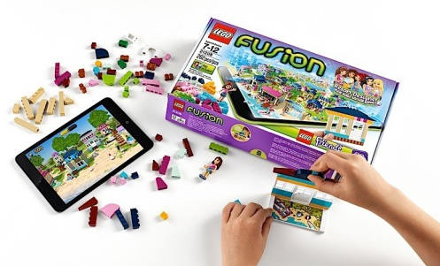 LEGO Friends Fusion Resort Designer