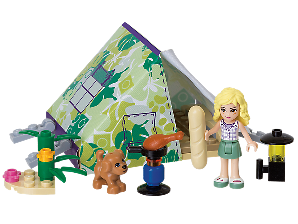 LEGO Friends Jungle Accessory Pack #850967