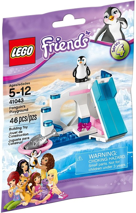 LEGO Friends Penguin's Playground #41043