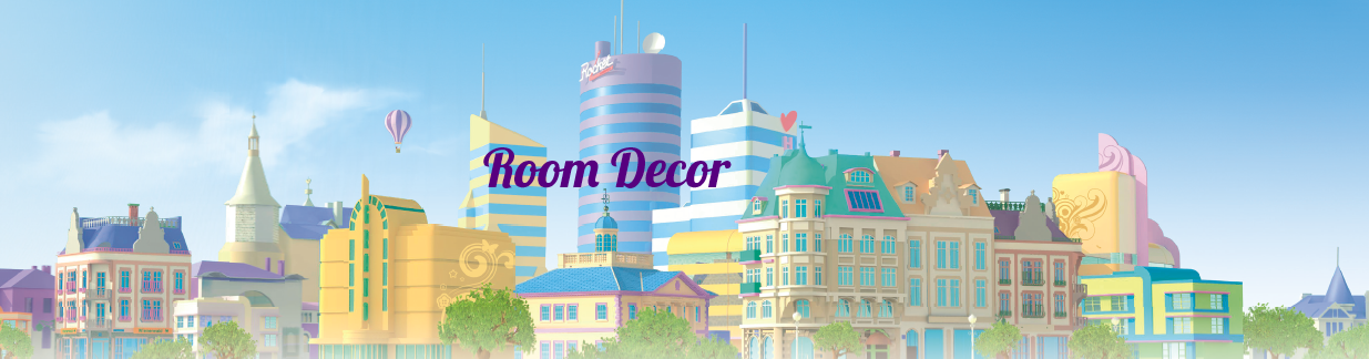 LEGO Friends Room Decor