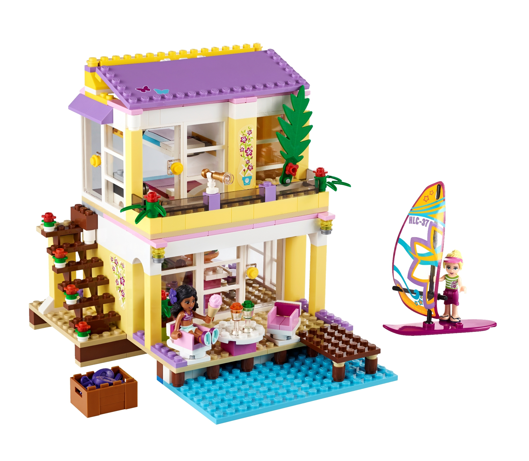 Friends bricks lego friends 2014 first wave sets for Au maison online shop