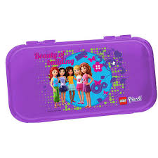 LEGO Friends Mini-Doll case