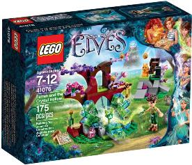 LEGO Elves Farran and the Crystal Hollow 41076