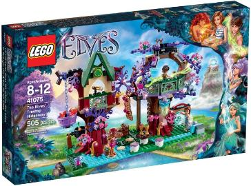 LEGO Elves The Elves' Treetop Hideaway 41075
