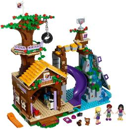 Adventure Camp Tree House