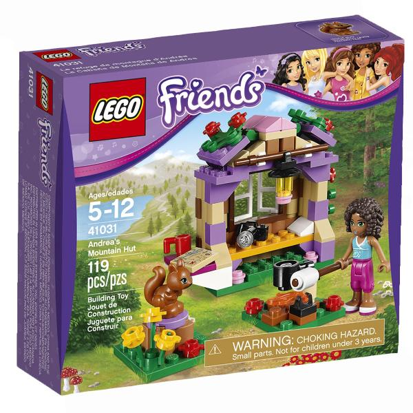 LEGO Friends Andrea's Mountain Hut