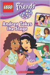 LEGO Friends Andrea Takes the Stage