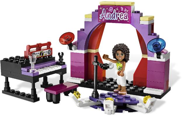 LEGO Friends Andrea's Stage #3932