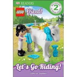 LEGO Friends book Let's Go Riding