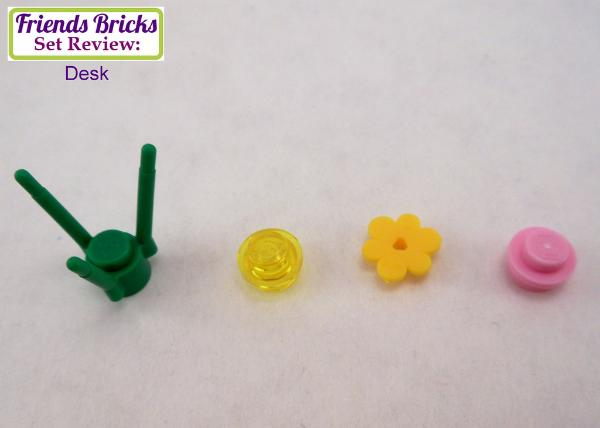 LEGO Friends Desk #30102