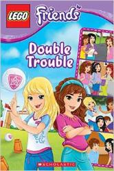 LEGO Friends Double Trouble by Scholastic