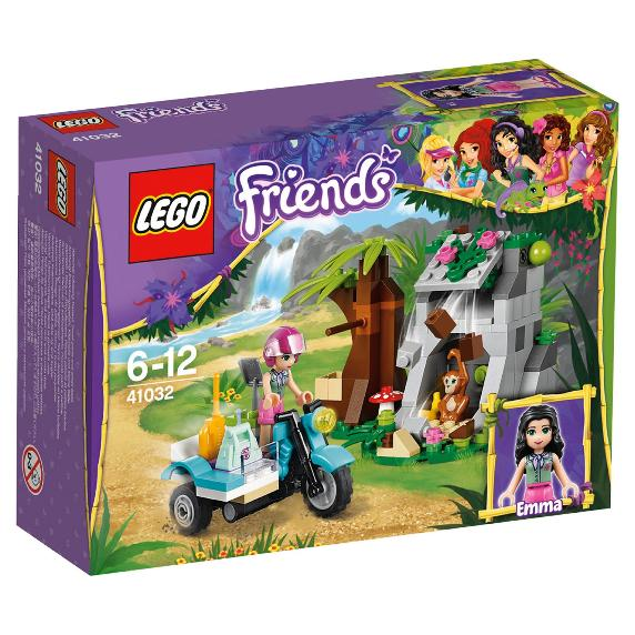 LEGO Friends First Aid Bike #41032