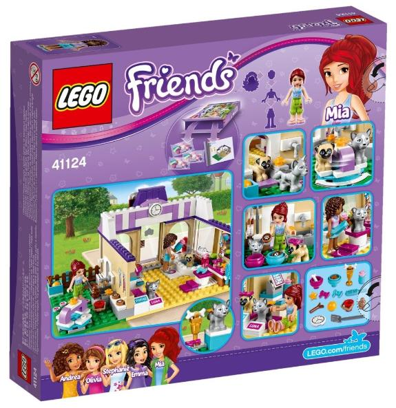 LEGO Friends Heartlake Puppy Daycare 41124