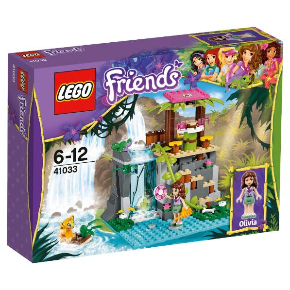 LEGO Friends Jungle Falls Rescue #41033