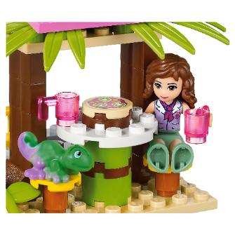 LEGO Friends Jungle Falls Rescue #41033 Chameleon & Olivia