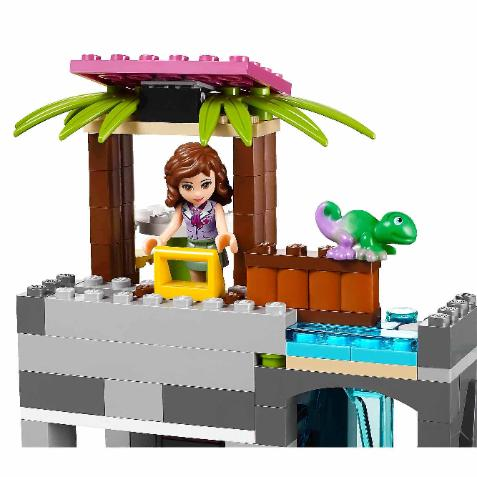 LEGO Friends Olivia Jungle Falls Rescue