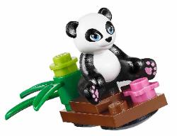 LEGO Friends Jungle Rescue Base - Panda