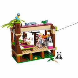 LEGO Friends Jungle Rescue Base