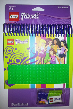LEGO Friends Activity Notebook