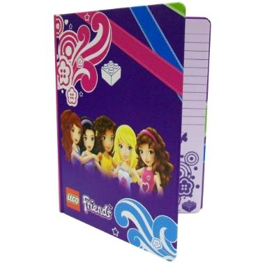 LEGO Friends composition book