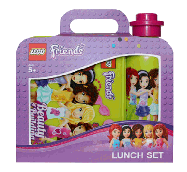 LEGO Friends Lunchbox set