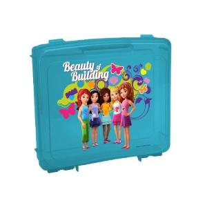 LEGO Friends Project Case - blue