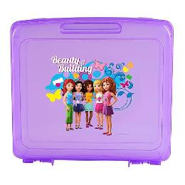 LEGO Friends Project Case - purple
