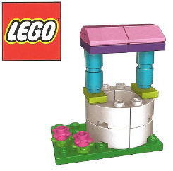 LEGO Friends Wishing Well