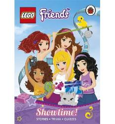 LEGO Friends book Showtime