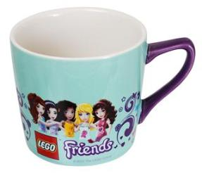LEGO Friends Ceramic Mug