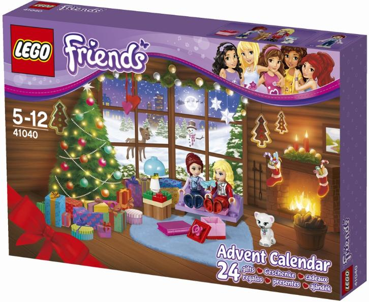 LEGO Friends 2014 Advent Calendar #41040