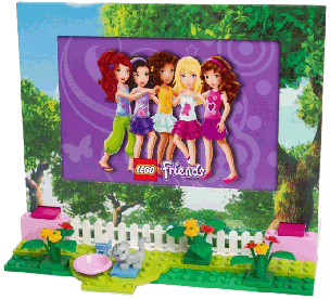 LEGO Friends Picture Frame