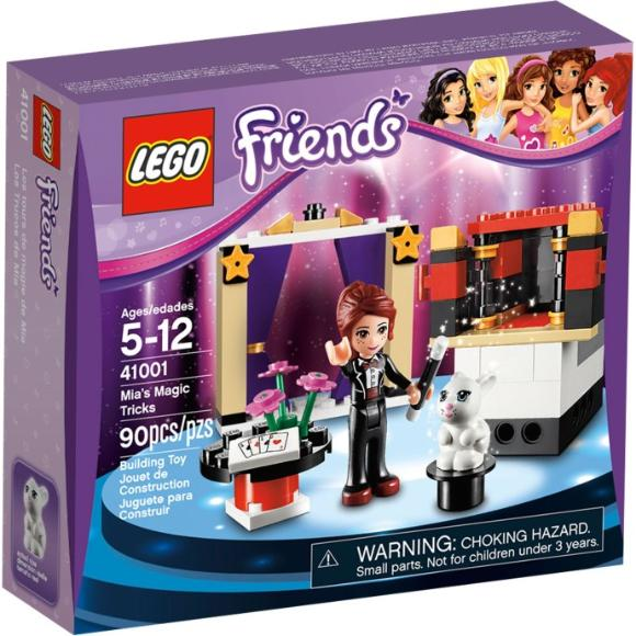 LEGO Friends Mia's Magic Tricks #41001