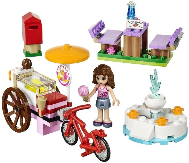 LEGO Friends Olivia's Ice Cream Bike #41030