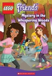 LEGO Friends book Mystery in the Whispering Woods