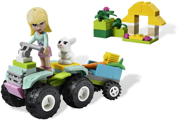 lego friends 3315 instructions
