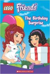 LEGO Friends The Birthday Surprise