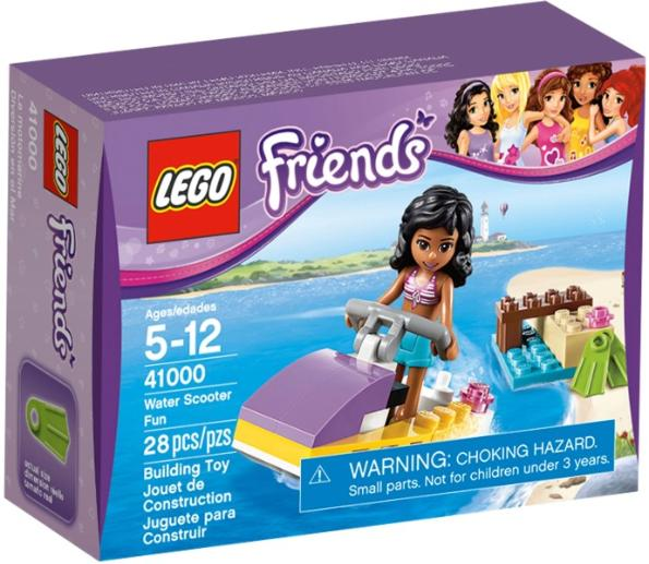 LEGO Friends Water Scooter Fun #41000
